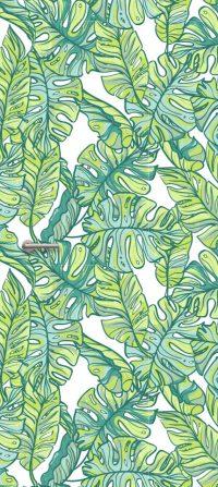 deursticker botanisch 2