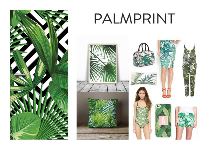 We kunnen er geen genoeg van krijgen: de palmprint